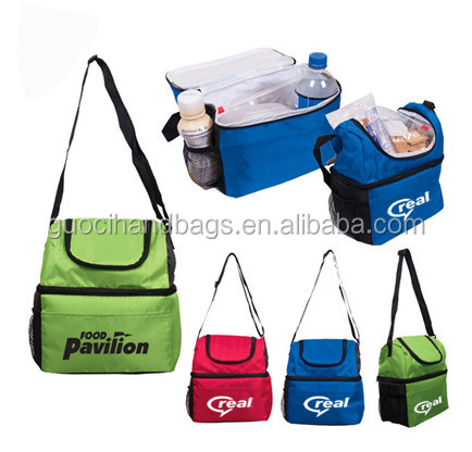 fashion insulated cooler bag fabric