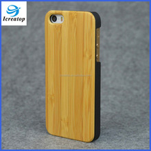 Wood Phone Case for iPhone5, cell phone back case cover on sale