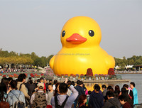 Popular giant inflatable promotion duck for sale