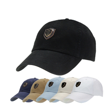 6 Panels Low Profile Pure White Cotton <strong>fabric</strong> Unstructured Custom Baseball Hat and Cap