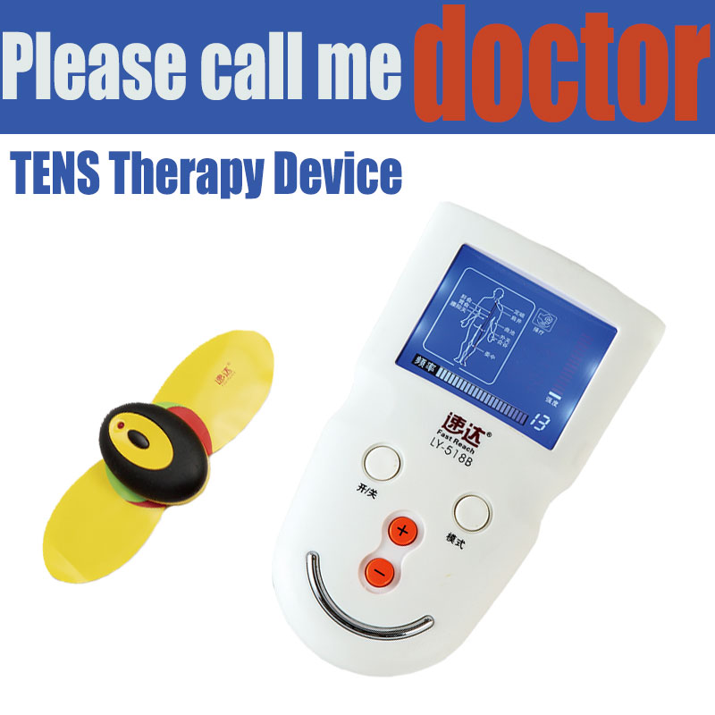 health care products tens massager muscle therapy