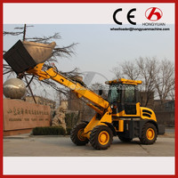 CE approved ZL10A mini wheel loader