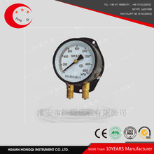YZS-102 duplex pressure gauge used in hydraulic measuring of car