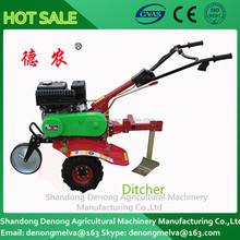 Made in CHINA multi-functional mini cultivator with ditcher mini ploughing machine ditching machine