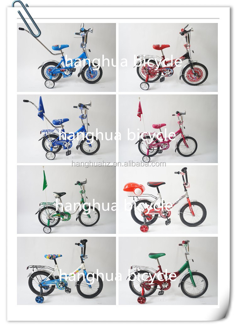 16inch kids bicycle hangzhou bike factory for russia