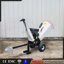 Europe standard CE approved advanced self powered 15HP Lifan Loncin engine best large wood chipper and shredder