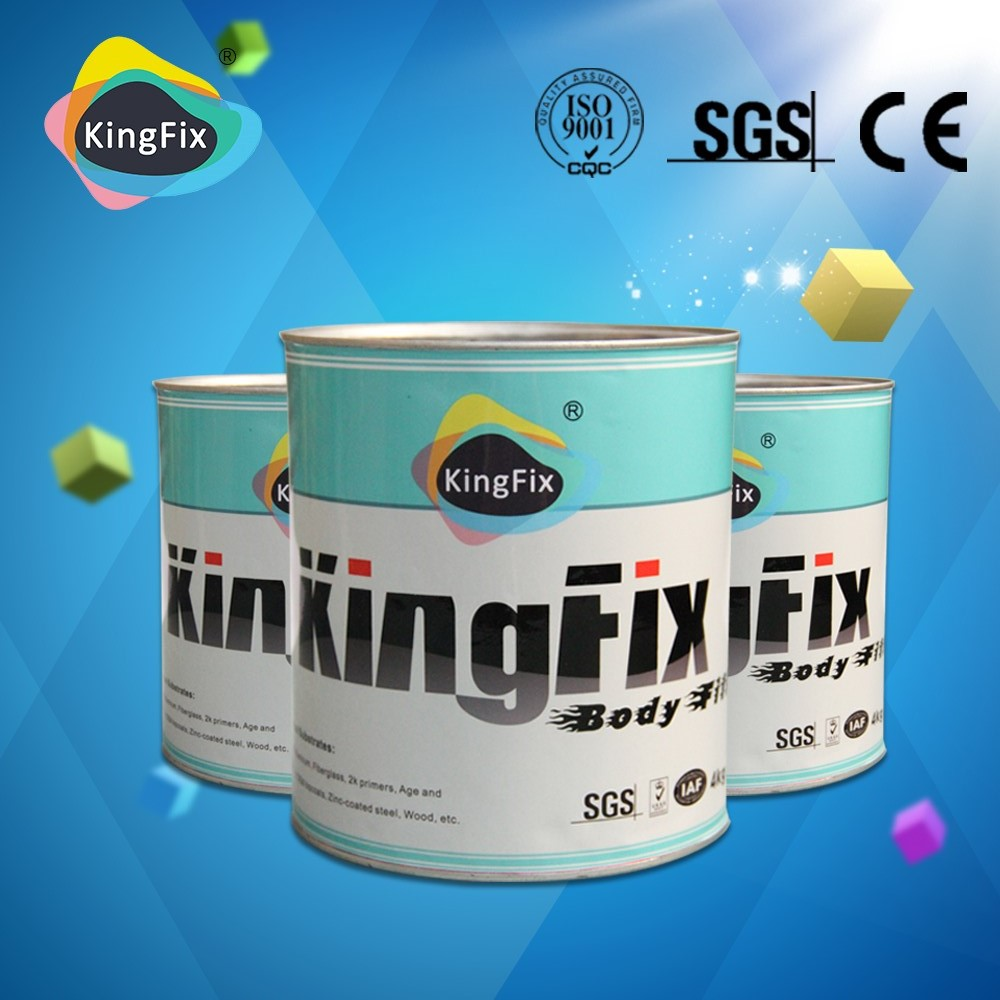 Factory manufacture competitive price body filler automotive
