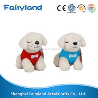 plush material plush dog toys for gift