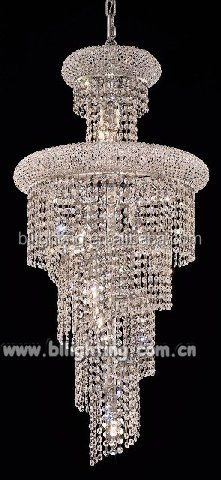 The factory wholesale beads crystal lamp