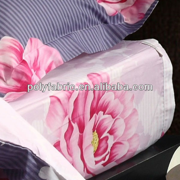 polyester interlock woven fabric stocklot