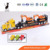 Hot Sale And High Quality Friction Power Cars Toys New Transport Car With Slide Fire Engine Car For Kids
