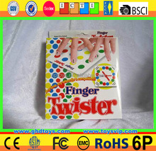 plastic kids finger twister game