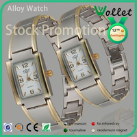 2015 Popular japan movt quartz watch stainless steel back
