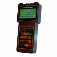 handheld ultrasonic flowmeter/ultrasonic measuring equipment