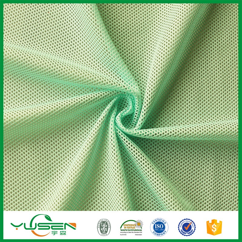 Micro Poly Athletic Mesh Fabric