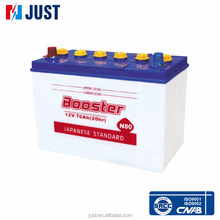 Super Quality Lead Acid Dry charged car battery for Starting N80 12V 80AH BOOSTER