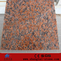 Cinnabar stone maple red stone granite