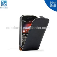 Mix Colrs Cover for BlackBerry 9900 Ultra Flip Slim Leather Case In Stock