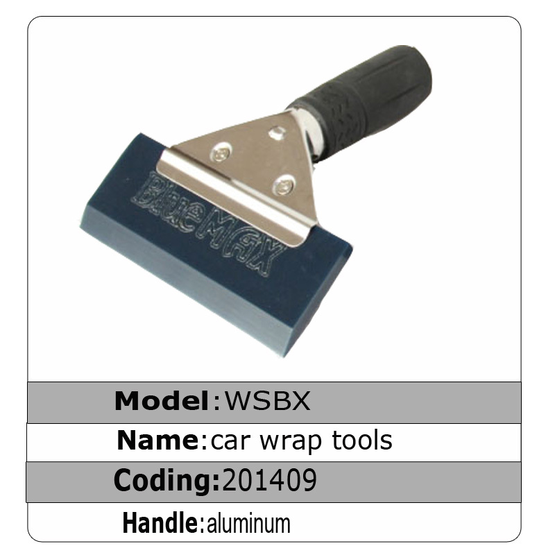 automobile window tint tools