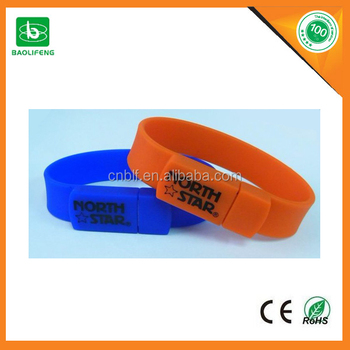 ree LOGO USB 2.0 bracelet silicone 1gb,2gb,4gb,8gb,16gb,32gb usb stick,wholesale usb flash drives,bulk buy from china