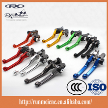 New in stock off road motor cycle CNC dirt bike clutch levers for HONDA