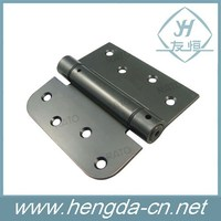 Chrome plated SS 201 concealed door hinge