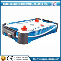 Wholesale 24inch inflatable air hose hockey game,air hockey table top