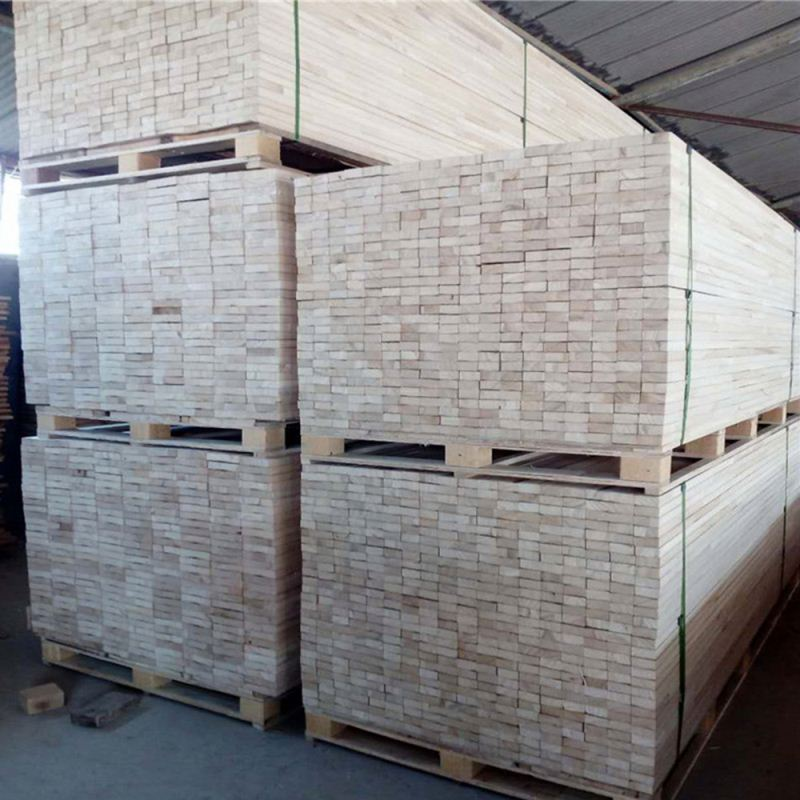 Cheap Paulownia Finger Joint Board Wood Panels for Sale