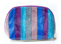 Vivid color special PVC cosmetic bag with zipper for women wholesale China