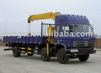 DTA truck mounted crane lorry loading crane pls contact Mr. Tom song king 24 hours phone:TEL:0086-15271357675