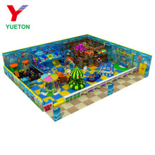 Zhengzhou Yueton Funny Small Indoor Playground Playland With Ball Pool For Kids