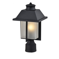 TOP SALE PROJECT LIGHTING OUTSIDE ROAD POST LAMPS OUTDOOR LIGHTING MODERN OUTDOOR POST LIGHT