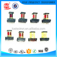 high frequency ferrite core electrical transformer