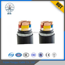 Wholesale china factory free samples low voltage xlpe insulated armored low smoke halogen free power cable