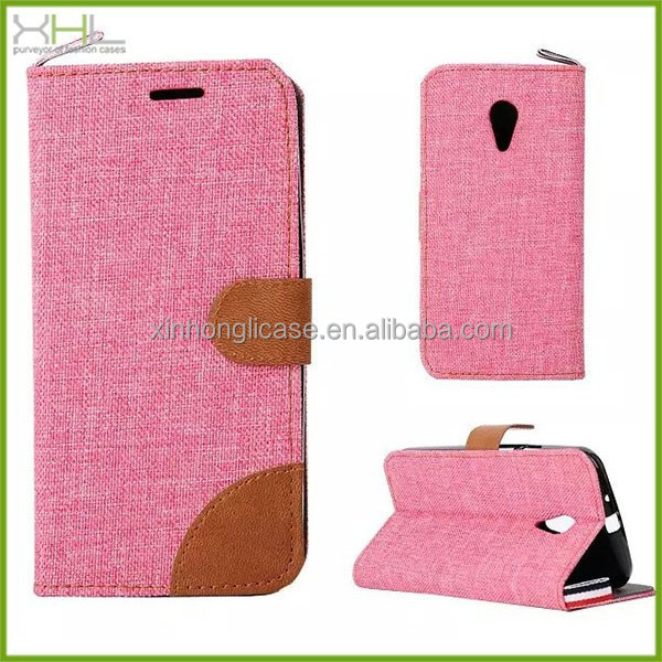 cell phone case for MOTO,leather case for MOTO G2 case