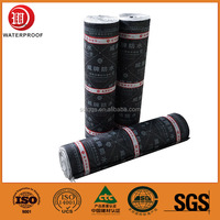 5mm thickness sbs modified bitumen waterproof membrane for concrete roof