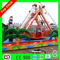 2016 best selling top quality LMQ pirate ship sea battle ocean seascape