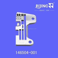 Needle plate for BROTHER EF4-B551 146504 / 146505 / 146510 / 147783 sewing machine spare parts