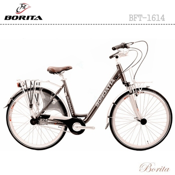 Wholesale China Retro Trekking Bike BFT-1614 Cheap 28'' Trekking Bike