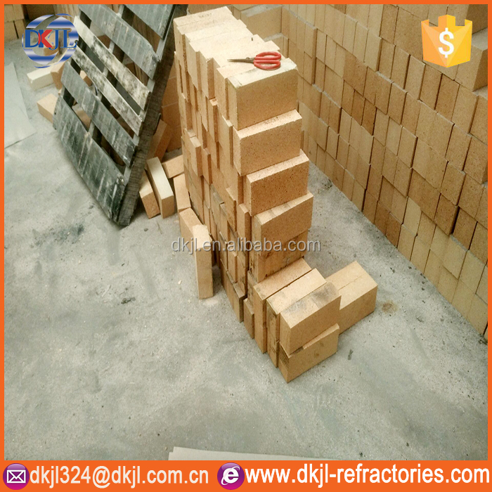 Competitive factory price for refractory fireclay brick