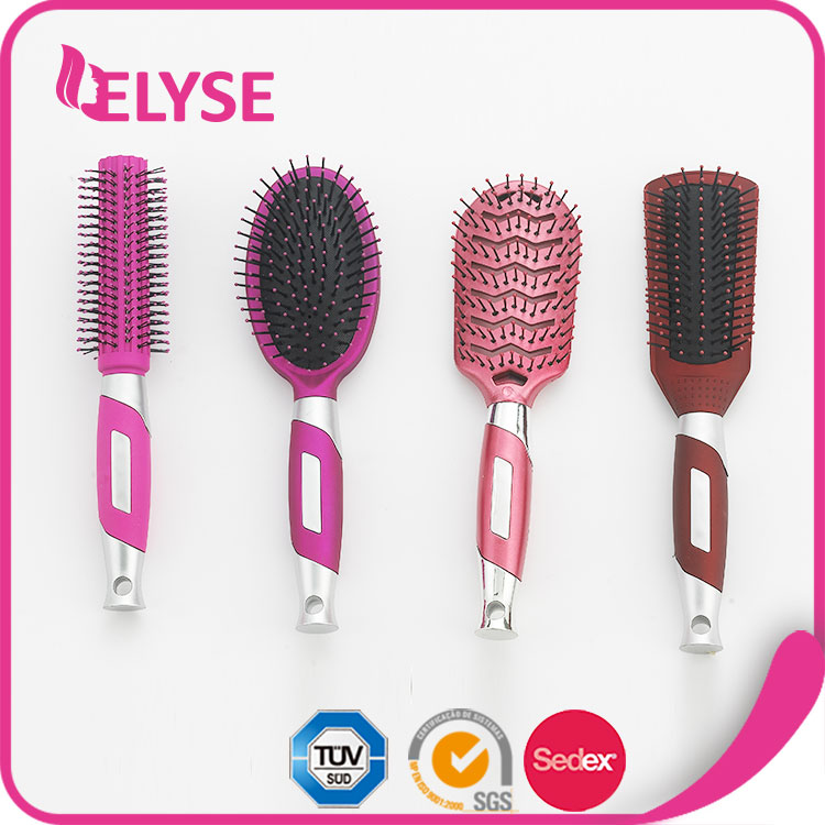 Plastic Paddle Boar Bristle Hair Brushes Wholesale