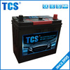 N40 Japan car standard lead acid battery 12V dry charge car battery china supplier