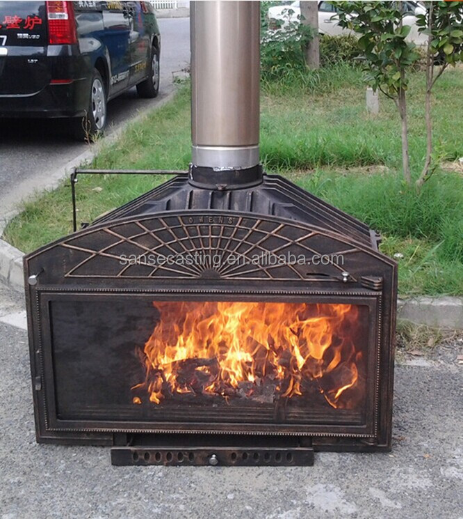 hot selling large cast iron fireplace bsc326 1 buy cast