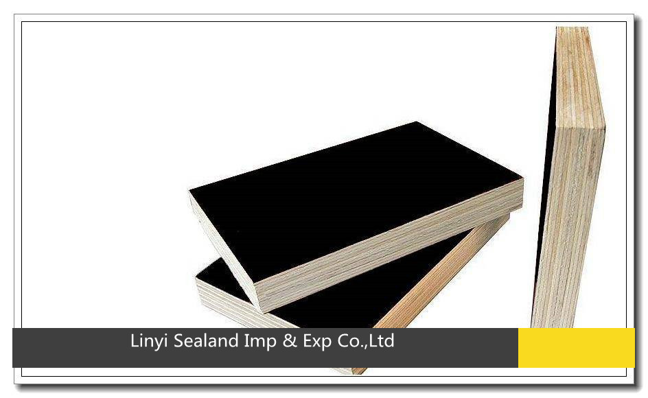 Construction plywood / film faced plywood for construction, packaging or container