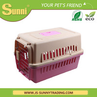Pet outdoor cage cat carrier