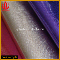 Professional supplier cosmetic bag material for decoration