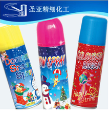 Wholesale Aerosol Artificial Snow Spray for Christmas Holiday factory