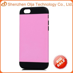 Various color protective case for iphone 5