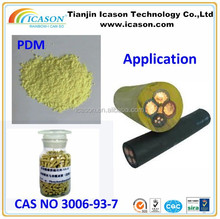 Vulcanizing Agent for Cable Compound N,N'-m-phenylene bismaleimide PDM99% for Rubber CAS NO 3006-93-7
