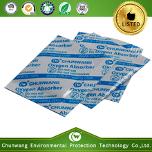 chemical products oxygen absorber packet for flour and grain packaging bag